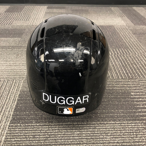 Photo of 2018 Team Issued Spring Training Batting Helmet - Steven Duggar - Left Handed Helmet - Size 7 1/4