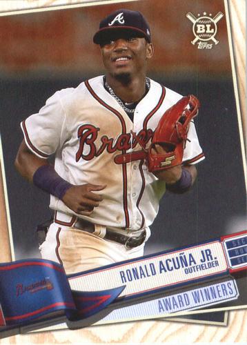 Photo of 2019 Topps Big League #381 Ronald Acuna Jr.