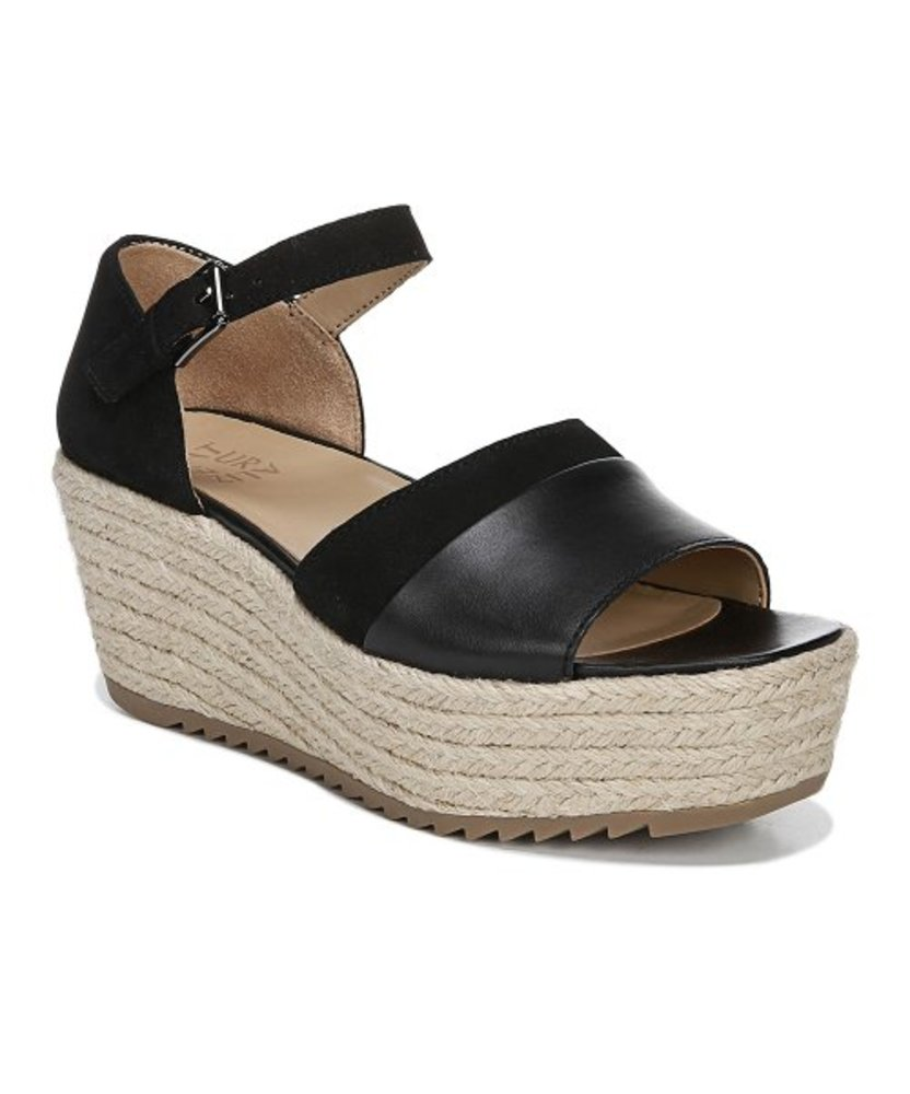 Photo of Naturalizer Leather Sandal
