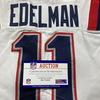 Crucial Catch - Patriots Julian Edelman Game Used Jersey Size 36 (2020 Season)