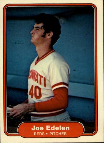 Photo of 1982 Fleer #65 Joe Edelen