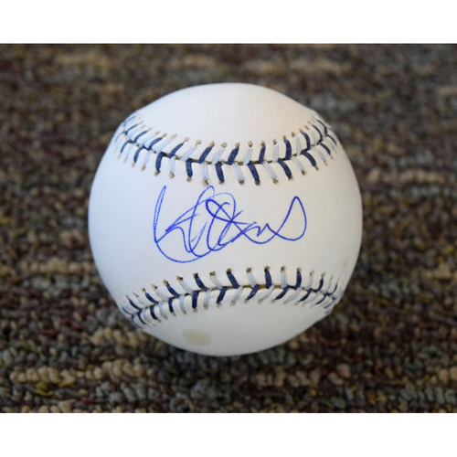 Photo of Ichiro Suzuki Autographed 2008 Major League Baseball All Star Game Baseball (Not MLB Authenticated)