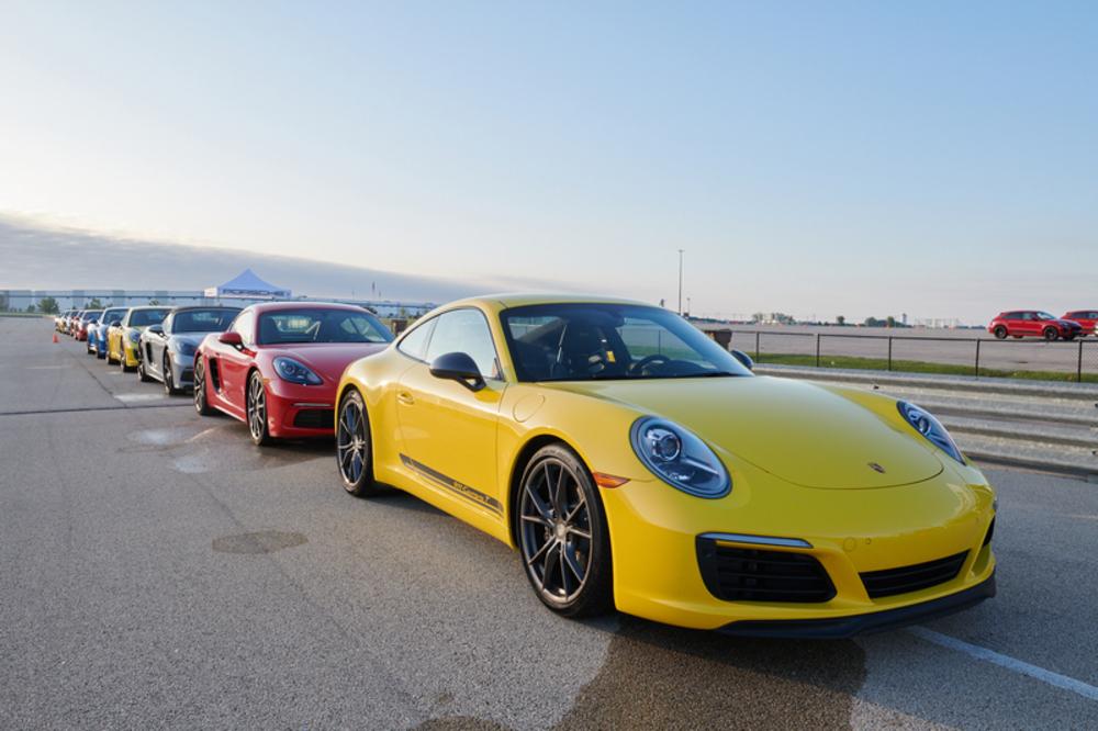Photo of Porsche - Summit Point - September 27th, 2019