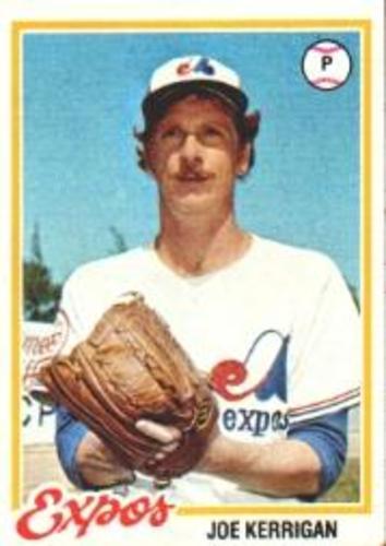 Photo of 1978 Topps #549 Joe Kerrigan
