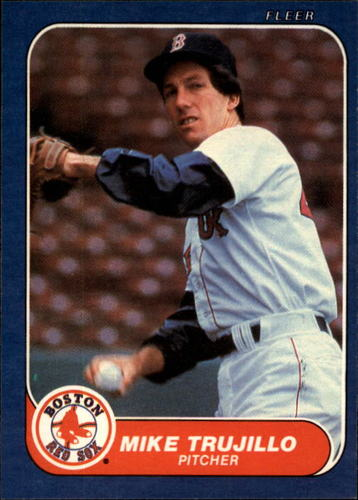 Photo of 1986 Fleer #360 Mike Trujillo