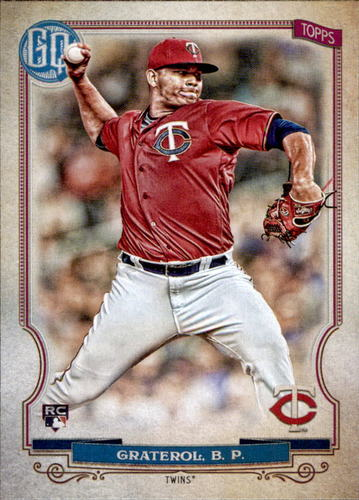 Photo of 2020 Topps Gypsy Queen #246 Brusdar Graterol RC