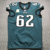 STS - Eagles Jason Kelce Game Used Jersey (11/17/19) Size 46 with CaptainsPatch