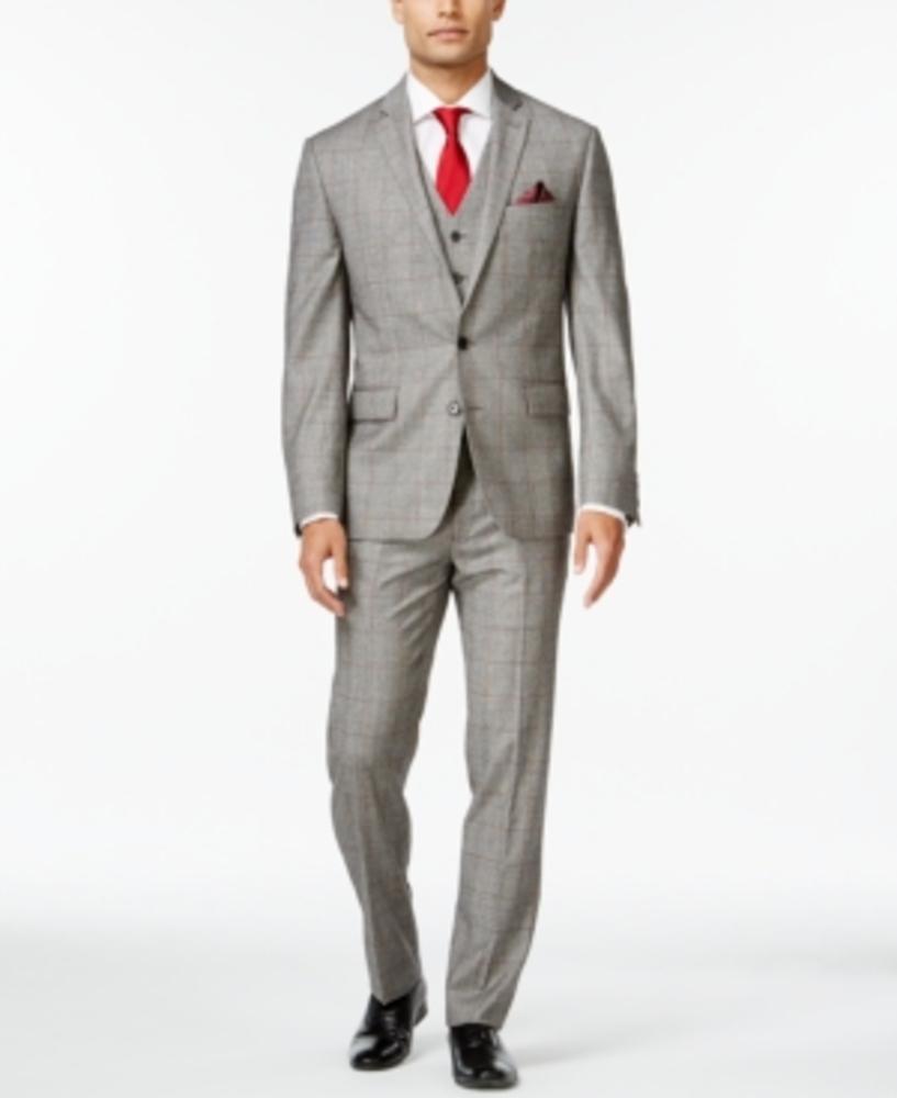Photo of Ryan Seacrest Distinction Slim-Fit Suit