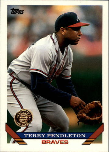 Photo of 1993 Topps Inaugural Rockies #650 Terry Pendleton