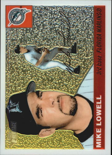 Photo of 2004 Topps Heritage Chrome #THC50 Mike Lowell