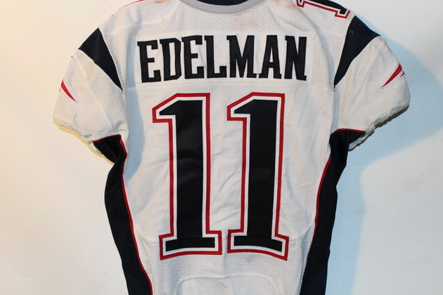new product 6c4f8 7d147 julian edelman game jersey