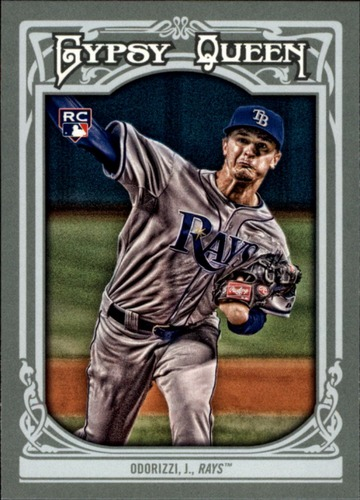 Photo of 2013 Topps Gypsy Queen #98 Jake Odorizzi Rookie Card