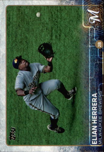 Photo of 2015 Topps #453 Elian Herrera