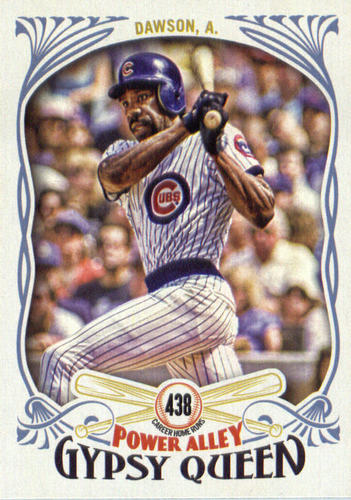 Photo of 2016 Topps Gypsy Queen Power Alley #PA10 Andre Dawson