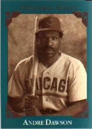 Photo of 1992 Studio Heritage #BC9 Andre Dawson
