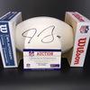 Dolphins - Josh Sitton Signed Panel Ball (Slight Bleed on Signature)