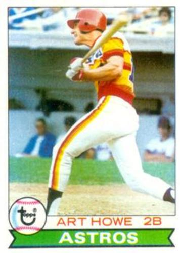 Photo of 1979 Topps #327 Art Howe DP