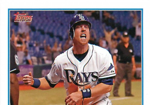 Photo of 2013 Topps #218 Ben Zobrist
