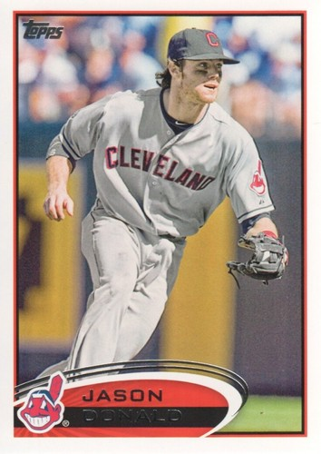 Photo of 2012 Topps #566 Jason Donald