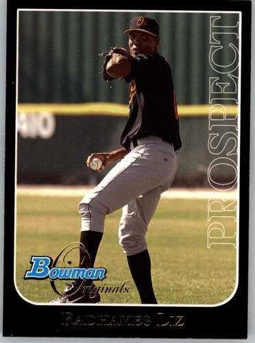 Photo of 2006 Bowman Originals Prospects Black #20 Radhames Liz