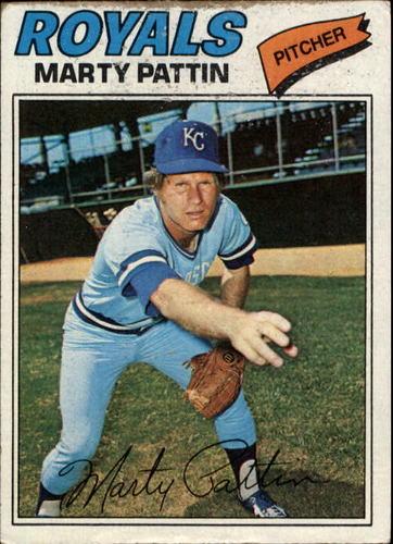 Photo of 1977 Topps #658 Marty Pattin