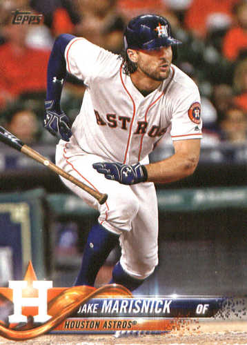 Photo of 2018 Topps #128 Jake Marisnick