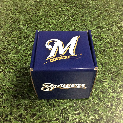 Photo of Mystery Game Used Baseball Box - Hit or Strikeout Guaranteed