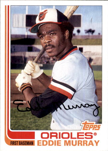 Photo of 2017 Topps Archives #181 Eddie Murray