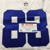 Crucial Catch - Cowboys Terrance Williams Game Issued Jersey w/ Prova Authentication Size 40