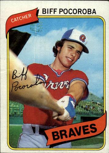 Photo of 1980 Topps #132 Biff Pocoroba