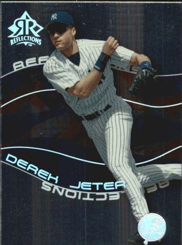 Photo of 2004 Reflections #23 Derek Jeter