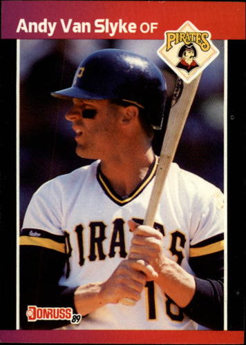 Photo of 1989 Donruss #54 Andy Van Slyke