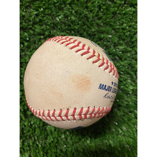 Photo of Freddie Freeman Hit Single Baseball - July 2, 2021 off Ross Detwiler