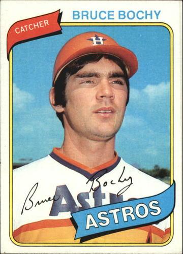 Photo of 1980 Topps #289 Bruce Bochy