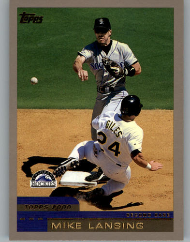 Photo of 2000 Topps #306 Mike Lansing