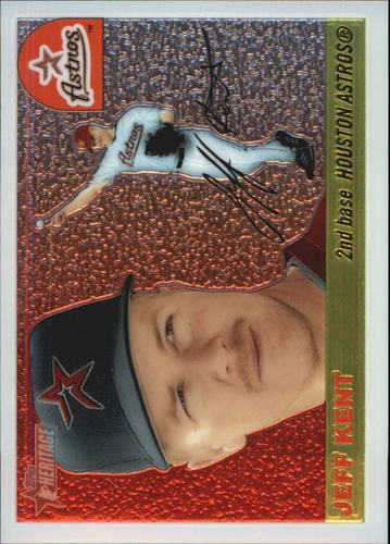 Photo of 2004 Topps Heritage Chrome #THC51 Jeff Kent