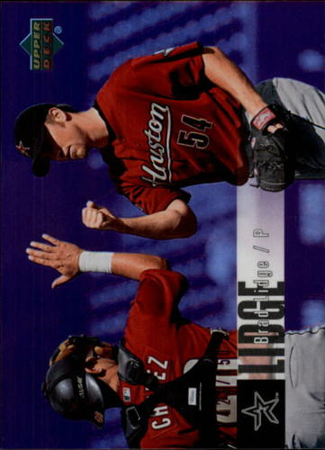 Photo of 2006 Upper Deck Special F/X Purple #205 Brad Lidge /150
