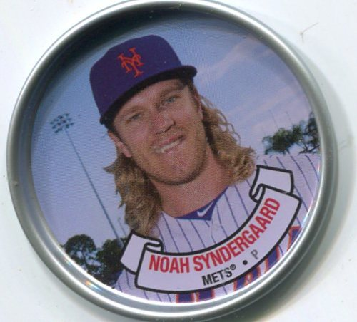 Photo of 2017 Topps Archives Coins #C7 Noah Syndergaard