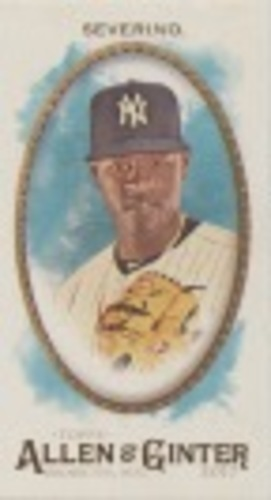 Photo of 2017 Topps Allen and Ginter Mini #64 Luis Severino