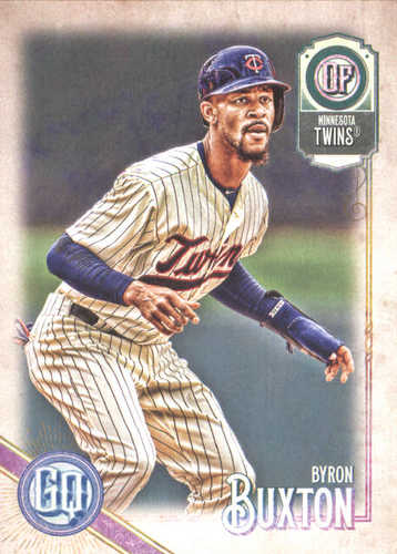 Photo of 2018 Topps Gypsy Queen #24 Byron Buxton