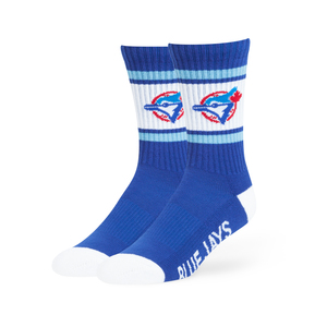 Toronto Blue Jays Duster Cooperstown Sport Socks by '47 Brand