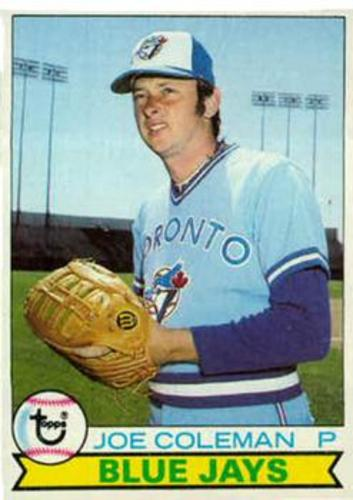 Photo of 1979 Topps #329 Joe Coleman