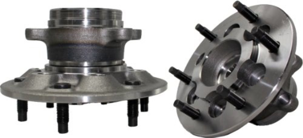 Photo of 2WD Only Brand New Front Wheel Hub and Bearing Assembly for 2009-2012 Canyon Colorado 2WD 6 Bolt W/ABS 515120