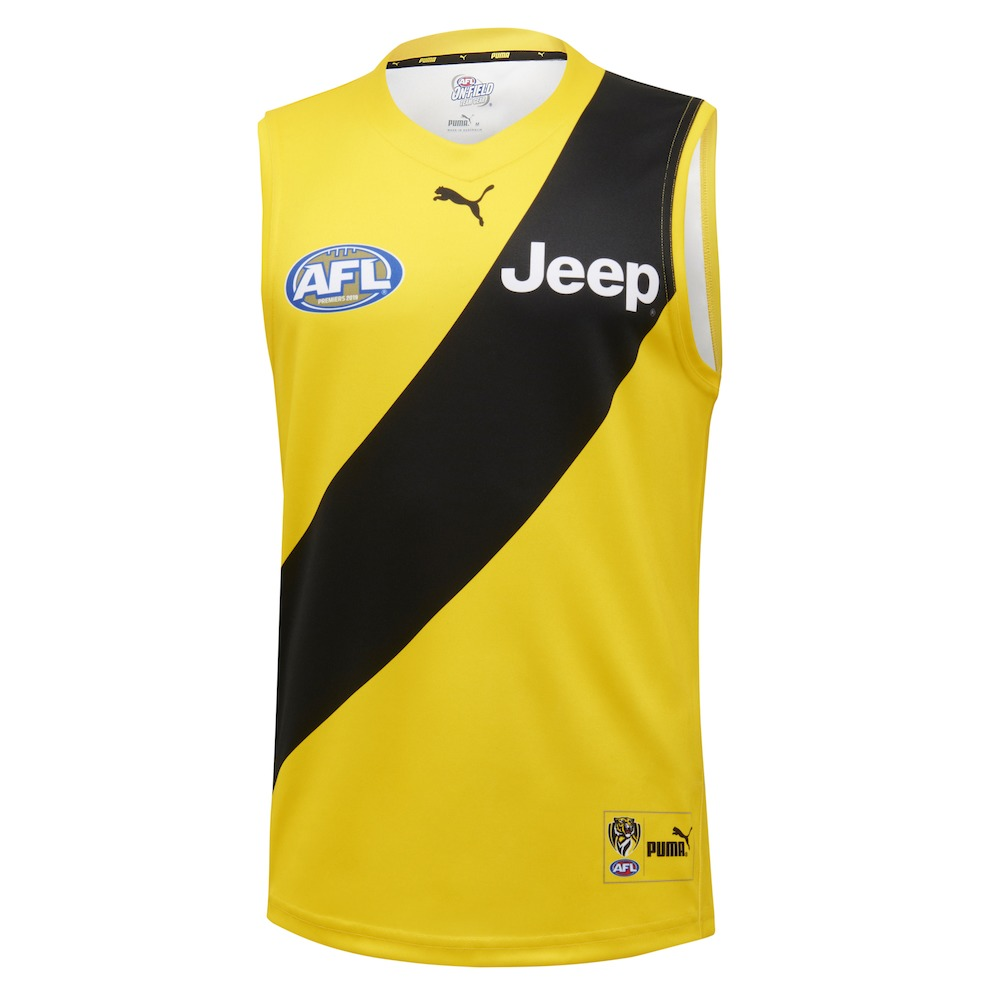 2020 Player Issued Clash Guernsey - #21 Noah Balta