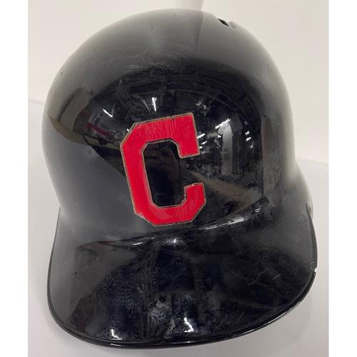 Photo of Francisco Mejia Team-Issued Batting Helmet