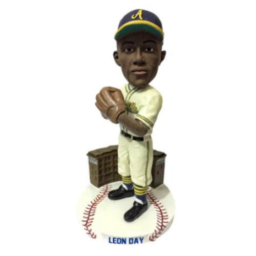 Photo of NEGRO LEAGUES CENTENNIAL TEAM BOBBLEHEAD SERIES: Leon Day