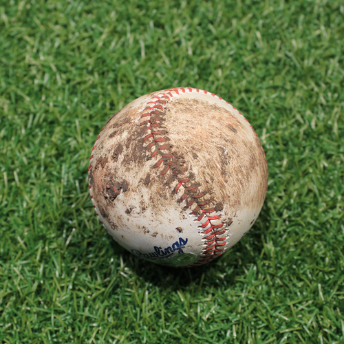 Photo of Game-Used Baseball: Jesse Hahn 237th Career Strikeout (9/27/20 DET @ KC)