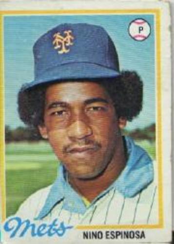 Photo of 1978 Topps #197 Nino Espinosa
