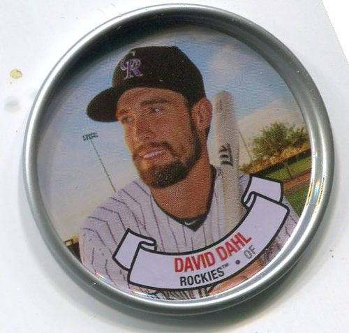 Photo of 2017 Topps Archives Coins #C9 David Dahl