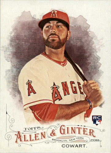 Photo of 2016 Topps Allen and Ginter #231 Kaleb Cowart RC